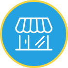 Small Storefront Icon